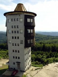 Hora Čerchov