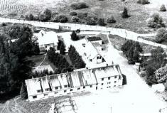 Paadorf neboli Hraničná - kdysi stanoviště pohraniční stráže, nyní chátrající objekty bezvyužití. Vokolí jsou patrné pozůstatky bývalých stavení.