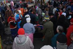Tradiční masopust v Klenčí pod Čerchovem