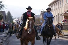 Svým příspěvkem můžete pomoi starým atýraným koňům zMiřkova