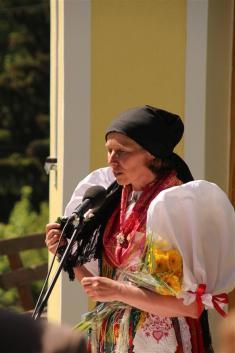 Ing. Jitka Kovaříková - hlavní organizátorka akce